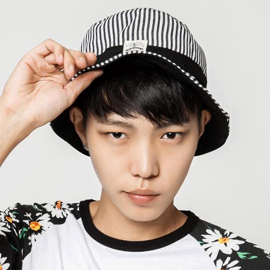 4e02d6e9 2015 new summer bucket hats fashion striped bucket hat men hip hop Korean  fishing hat 3C353-in Bucket Hats from Apparel Accessories on Aliexpress.com  ...