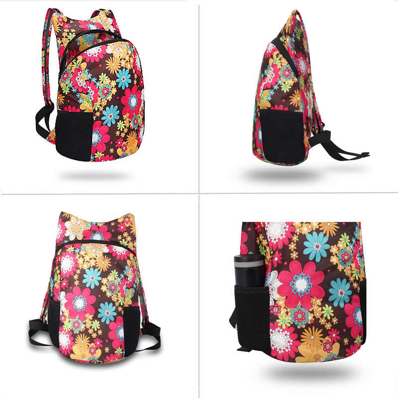 f77ad8eb8afd ... 2019 NEW Famous design soft Zipper opening backpack waterproof college style  sport bags Large capacity women ...