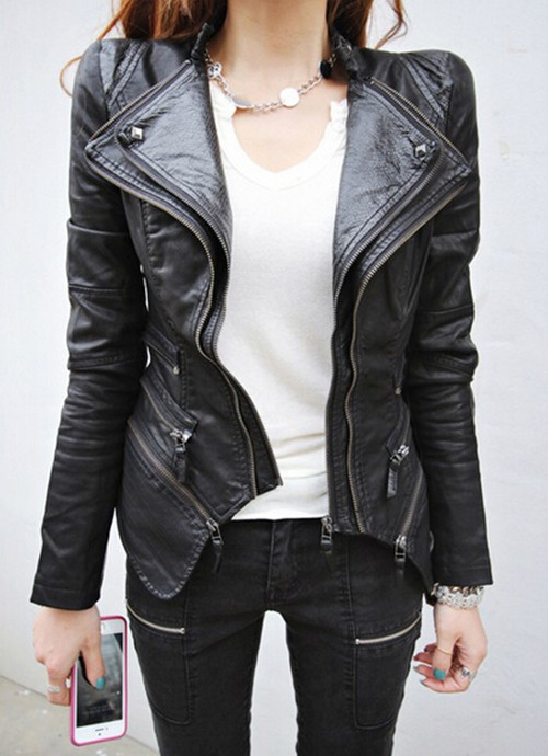 Online Buy Wholesale leather jacket shoulder from China leather