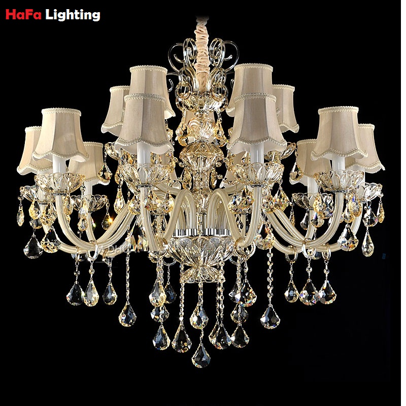 Crystal Light Chandelier Modern Living Room Villa Chandelier crystal Lighting Crystal Chandeliers Home Lighting Indoor Lamp K9