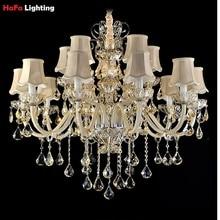 Crystal Light Chandelier Modern Living Room Villa Chandelier crystal Lighting Crystal Chandeliers Home Lighting Indoor Lamp K9