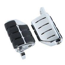 Мужские опорные подножки для Harley Softail Sportster Dyna Glide Fat Boy Road King Honda GOLDWING GL1500 1200 1800 Yamaha