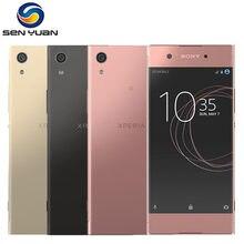 Ontgrendeld Originele Sony Xperia XA1 32Gb Rom 3Gb Ram Enkele Sim-kaart 5.0 Inch Android 23MP 4G lte Smartphone Gps Wifi Telefoon