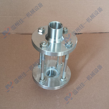 DN15-DN50 Threaded glass tube mirrors for choose Sanitary Tri Clamp Sight Glass, Stainless Steel 304