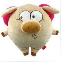 Super! 25cm Plush Doll cartoon version of Q pig doll Angel pig naughty pig flying pig plush toys