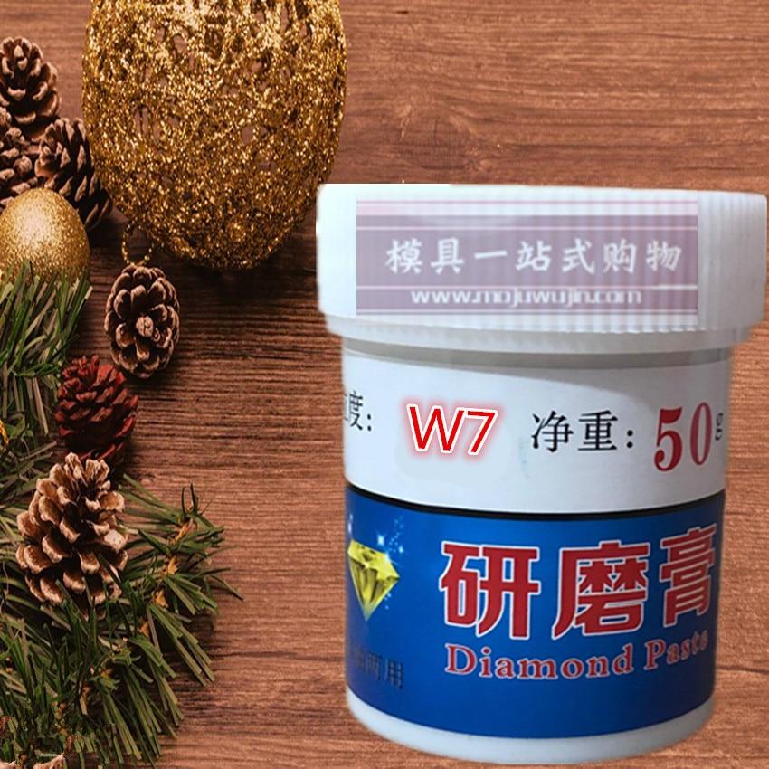 Autêntico W3.5 Esmeril pasta abrasiva polimento com
