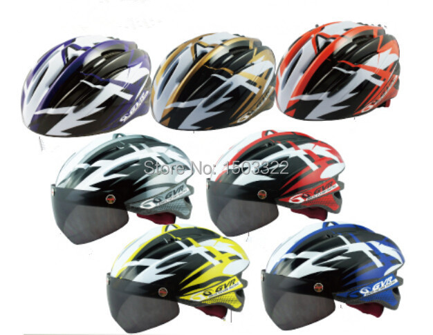GVR 203 Cycling Helmet MTB Road Bike Helmet Casco Bicicleta Bicycle whisper Helmet Capacete Ciclismo With Magnetic UV Visor sahoo mtb bike cycling helmet bicicleta capacete casco ciclismo para bicicleta ultralight helmet polarized sunglasses lens