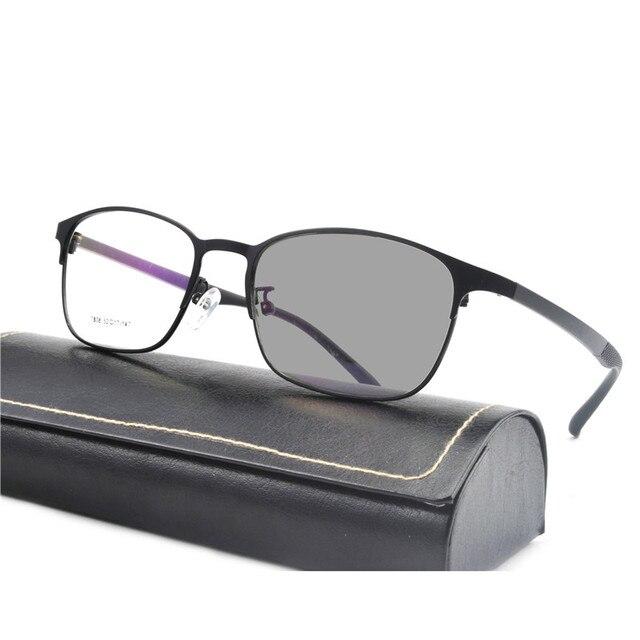 8c709be072 Progresiva gafas multifocales transición gafas de sol fotocromáticos gafas  de lectura hombres puntos lector Cerca Lejos
