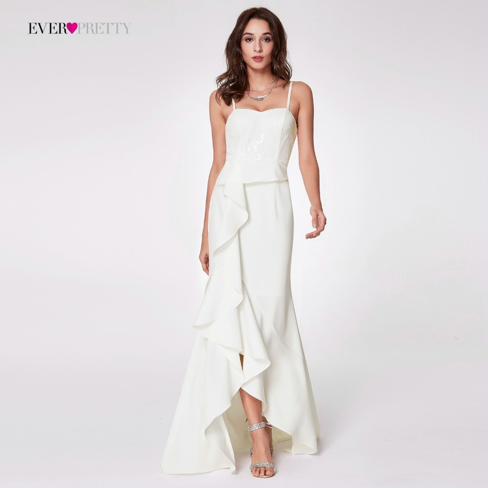 2018 Wedding Dresses Ever Pretty EP07232 Women\'s Fashion Simple ...
