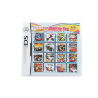 502 In 1 Compilations Video Game Cartridge Card For DS Game Console Super Combo Multi Cart