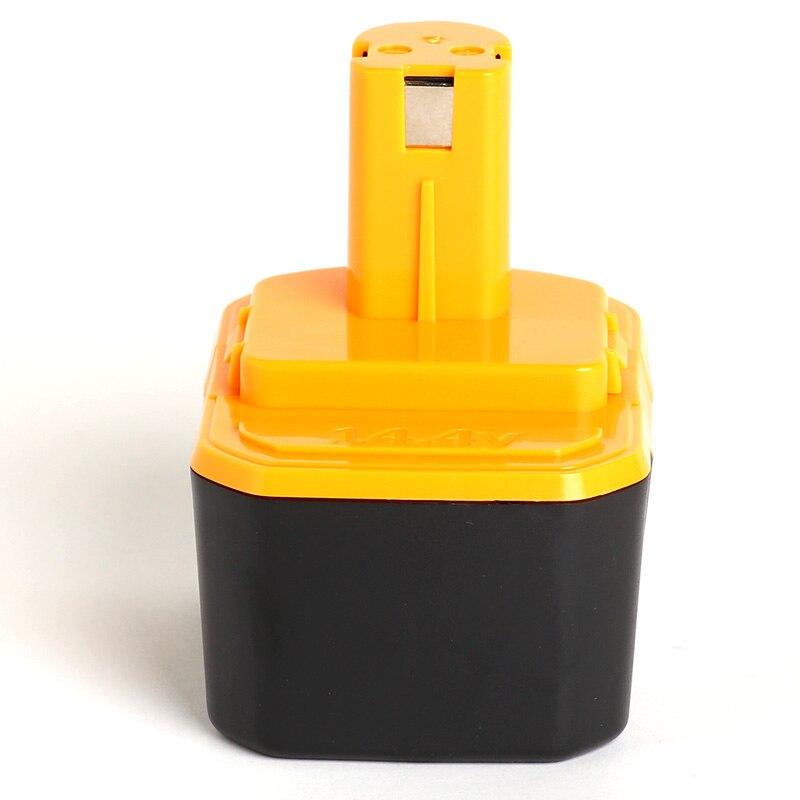 Cncool pour batterie d'outil électrique Ryobi 14.4 V 3000 mAh 1400144/1400671/130224010/130224011/4400011/1314702/B-8287/BPT1026/RY-1444 - 4