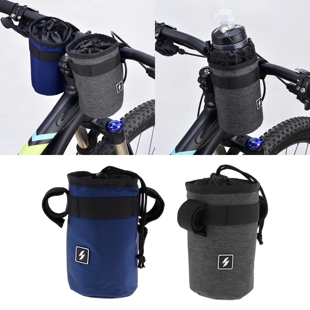 8.5cm Portable Cycling Handlebar Kettle Bag