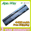 Apexway 4400mAh Battery For HP mu06 Pavilion DM4 DM4t DV5 DV6 DV7 DV7t G4 G6s G62 g6t G6t G7 Series for Presario CQ32 CQ42
