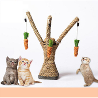 Funny Cat Toy Cat Crawling Eco Friendly Pet Toy Scratching Climber Post Climbing Frame Tree Training