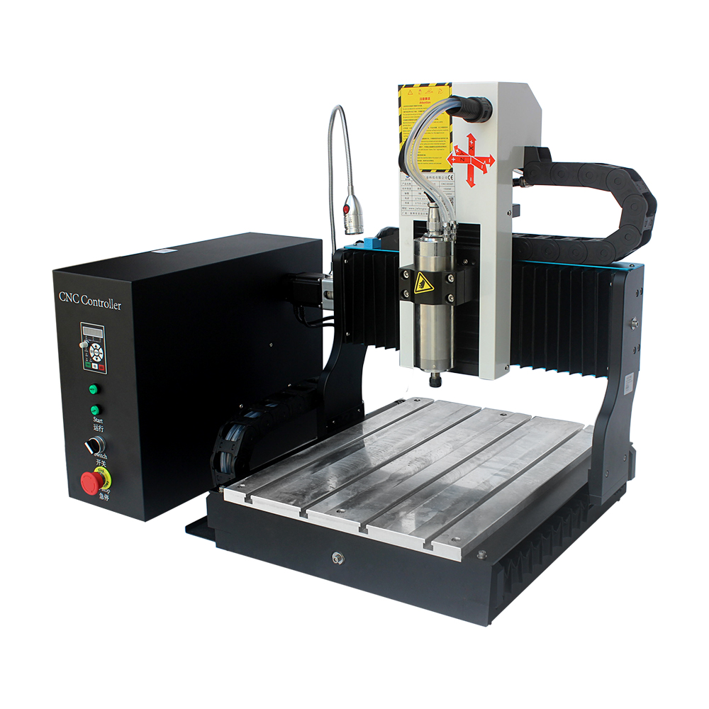 JFT Portable 3030 Axis Draw Metal Engraving Fresatura Router di - Attrezzature per la lavorazione del legno - Fotografia 3