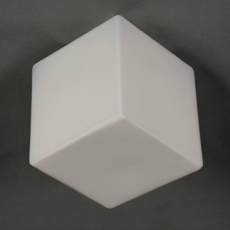 Modern simple white glass ice cube led e27 ceiling light for living modern simple white glass ice cube led e27 ceiling light for living room aisle corridor deco 1216cm 80 265v 1362 in ceiling lights from lights lighting aloadofball Choice Image