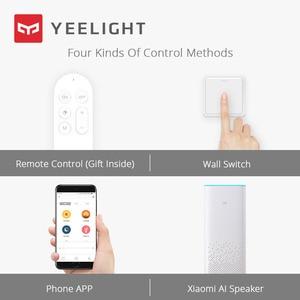 Image 4 - Xiaomi yeelight led teto pro 650mm rgb 50 w mi casa app controle google casa para amazon echo para xiaomi kits de casa inteligente