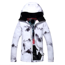 Women Ski Jacket Super Warm Clothing Outdoor Skiing Snowboard Jacket and Pants Suit Windproof Waterproof Winter Wear цена и фото