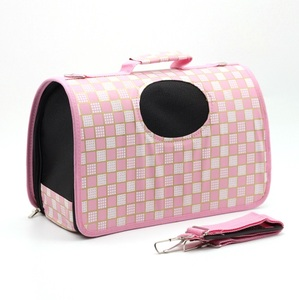 Image 2 - Mylb sacs pour chiens, Oxford, sac à dos, souple, de voyage, à bandoulière pour animaux domestiques, pour chiots, petits chats, porteuse respirant en plein air