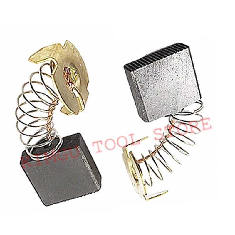 5 Pairs Carbon Brushes Replacement For MAKITA 9047 9029S 9079S 9079 HM1304 HM1303B 9067 9069S 9067S 9059 9049 9027 9049SF