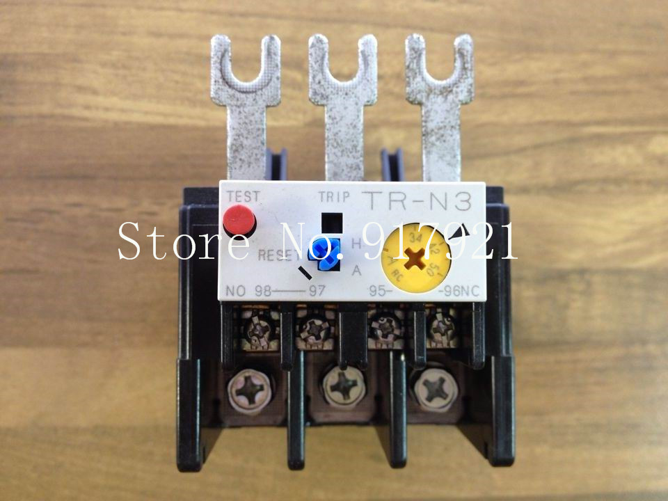 все цены на [ZOB] Fuji Fe TR-N3 thermal overload relay 34-50A motor protector genuine original  --2pcs/lot онлайн