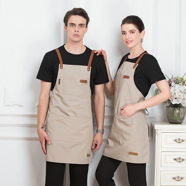 Unisex Fashion Short Apron  2