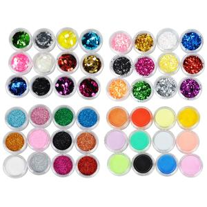 Image 5 - Biutee 36W UV GEL Pink Lamp Dryer + 12 Color UV Gel Nail Art Kits Sets Soak Off Gel Practice Set File kit Nail Art Manicure Gel