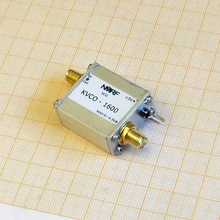 Free shipping KVCO-1600 1.6G 1600MHz RF microwave voltage controlled oscillator, VCO, sweep signal source цена и фото
