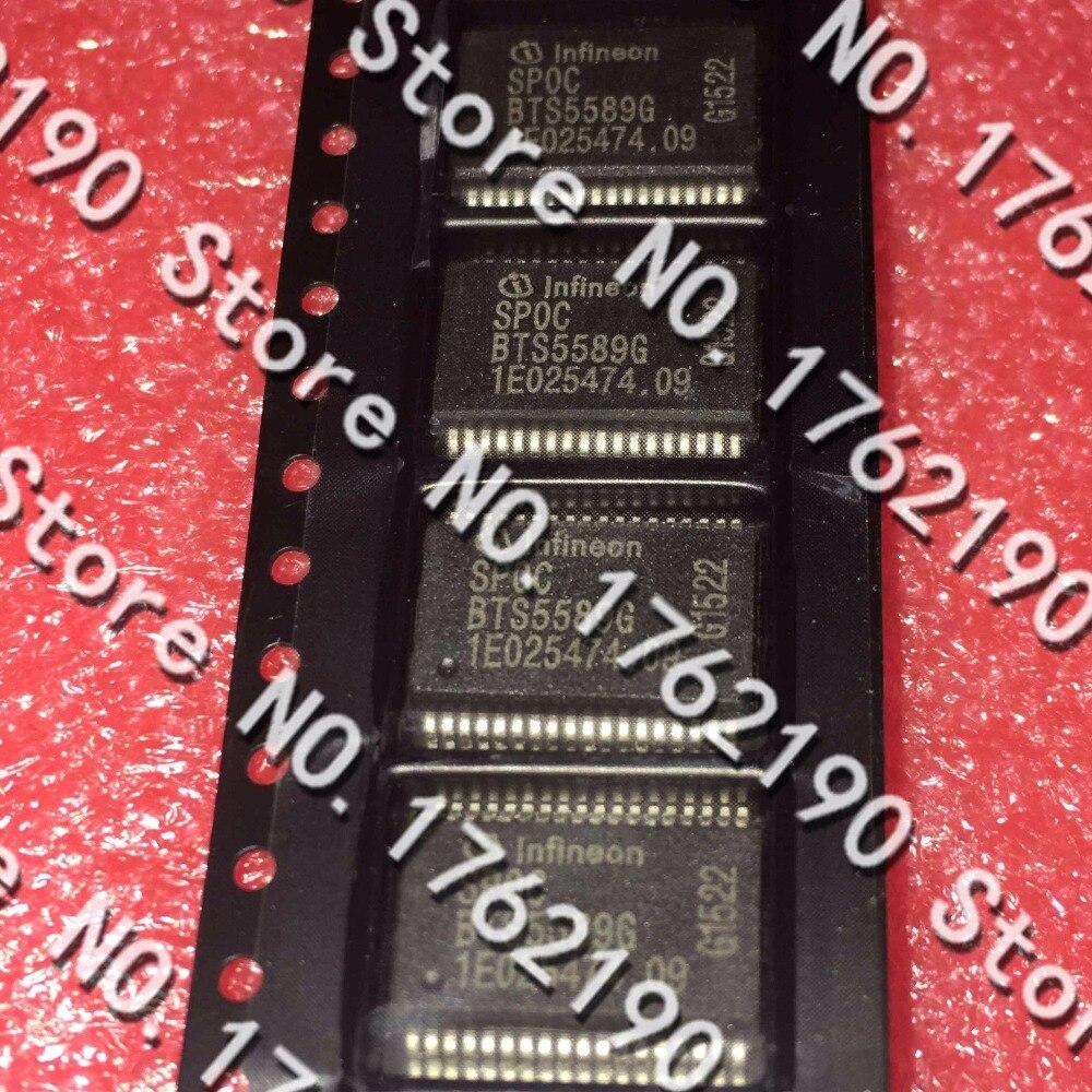 10 шт./лот BTS5589G SSOP36 автомобиля чип автомобилей IC бортовой компьютер модуль управления чип (отправить диода BAT54)