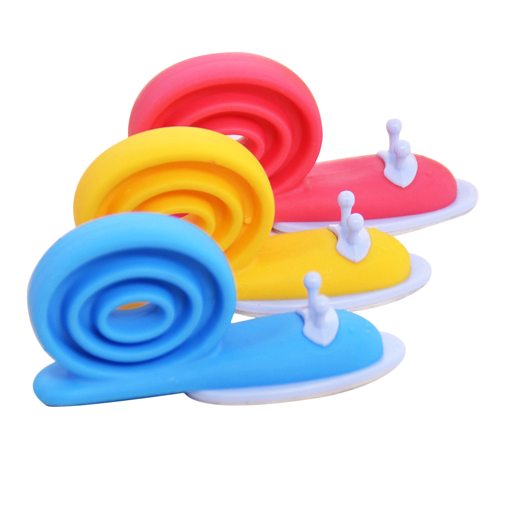 2019 New 3PCS Cute Snail Shaped Baby Proofing Finger Pinch Guard Safety Door Stopper Baby Safe Protector