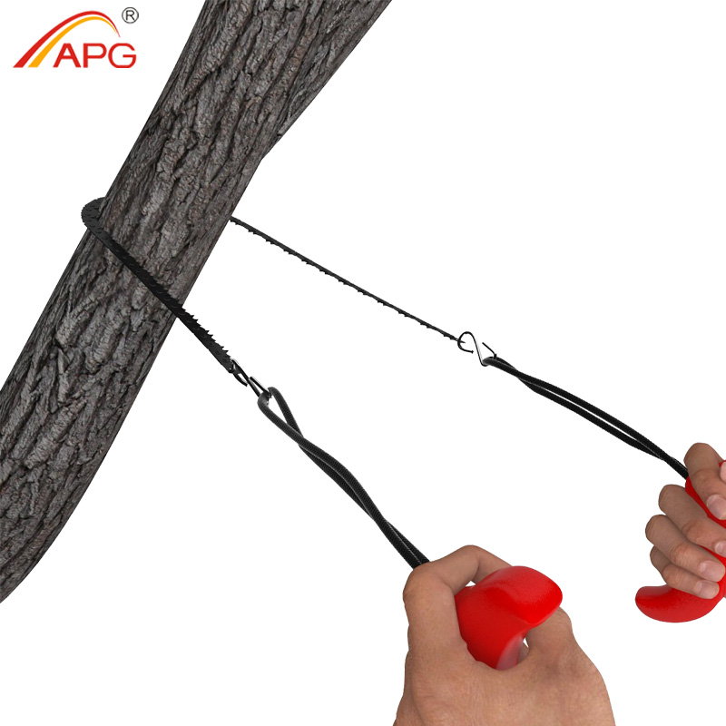 APG Pocket Chainsaw and Camping Folding Saw Outdoor Camp Equipment