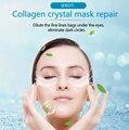 Super Hidratante Hidratante Tratamento 5 pares de Colágeno Olho Máscara de Cuidados Com A Pele Anti-Aging Máscara de Olho Remover Olhos Rugas Alta qualidade