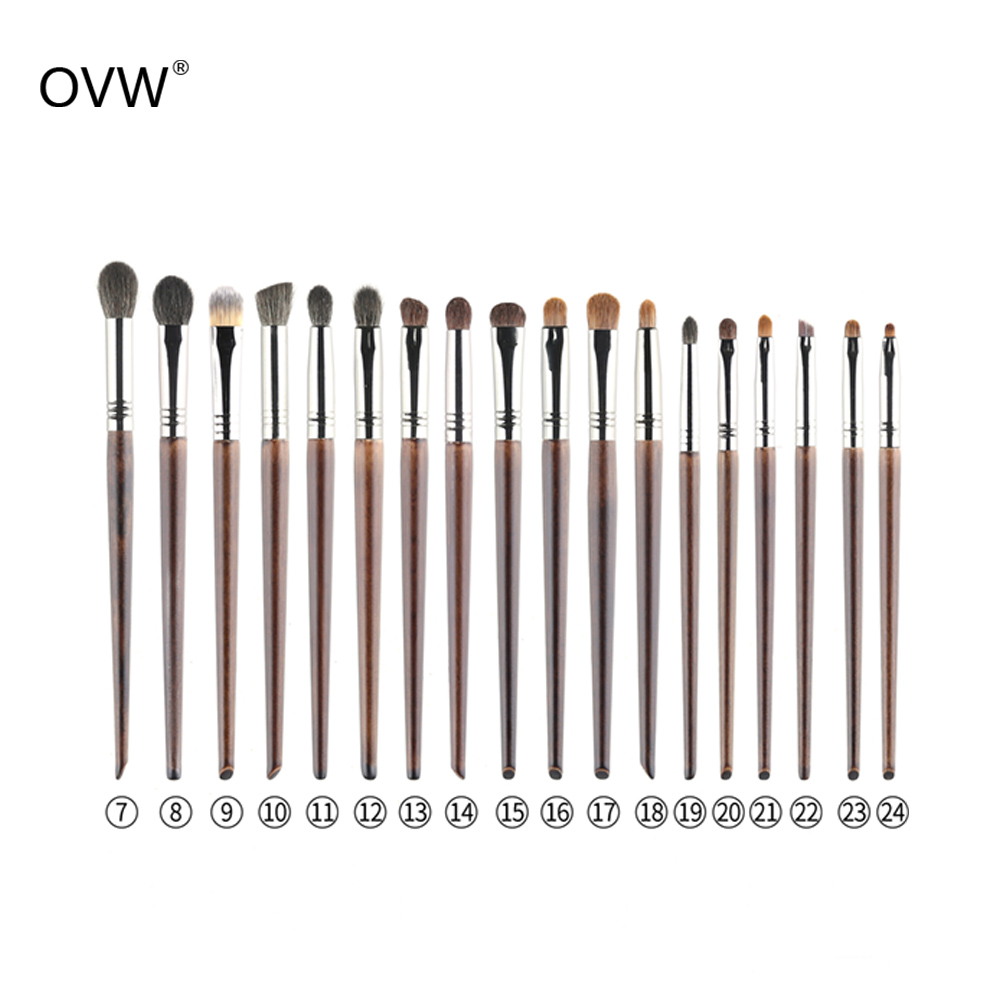 OVW Crease Blending Shader Natural Goat Hair Eyeshadow Professional Ma