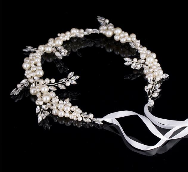 HTB1AifJQFXXXXcaaXXXq6xXFXXXl Vintage Bridal Headpiece in Beaded Tiara Design
