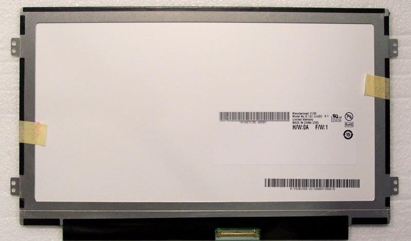 QuYing Laptop LCD Screen Compatible Model LTN101NT05 A01 T01 L01 M101NWT2 R0 N101LGE L41 B101AW02 V3 BA101WS1-100 B101NW01 V1 a m101nwt2 ltn101nt05 n101l6 l0c l31