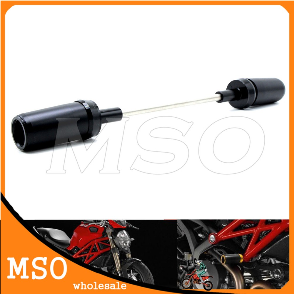 black color aluminum Motorcycle accessories Frame slider Crash Protector For ducati Hypermotard 1100/1098 hypermotard 821black color aluminum Motorcycle accessories Frame slider Crash Protector For ducati Hypermotard 1100/1098 hypermotard 821