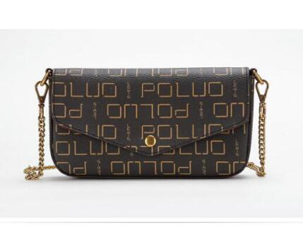 2018 new fashion women's High Quality pochette bag monogram canvas FELICIE handbag small shoulder chain bag free shipping free shipping 2014 boom bag leisure contracted one shoulder bag chain canvas bag page 3