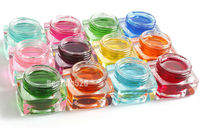 8ml X 12 Colors 3D Solid Glaze UV Gel Nail Polish Nail Art Design Nail Gel
