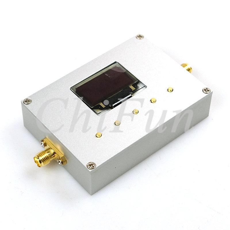 83.5-3000MHz RF Spectrum Analyzer Signal Source Power Meter f// Wifi LTE GSM GPRS
