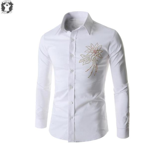 New brand shirts mens casual dress shirts chinese style for Nice shirts for men