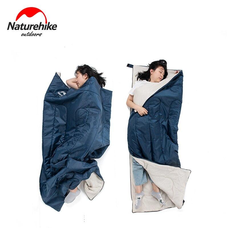 portatil algodao saco de dormir acampamento 190x75 205x85 cm saco dormir 05