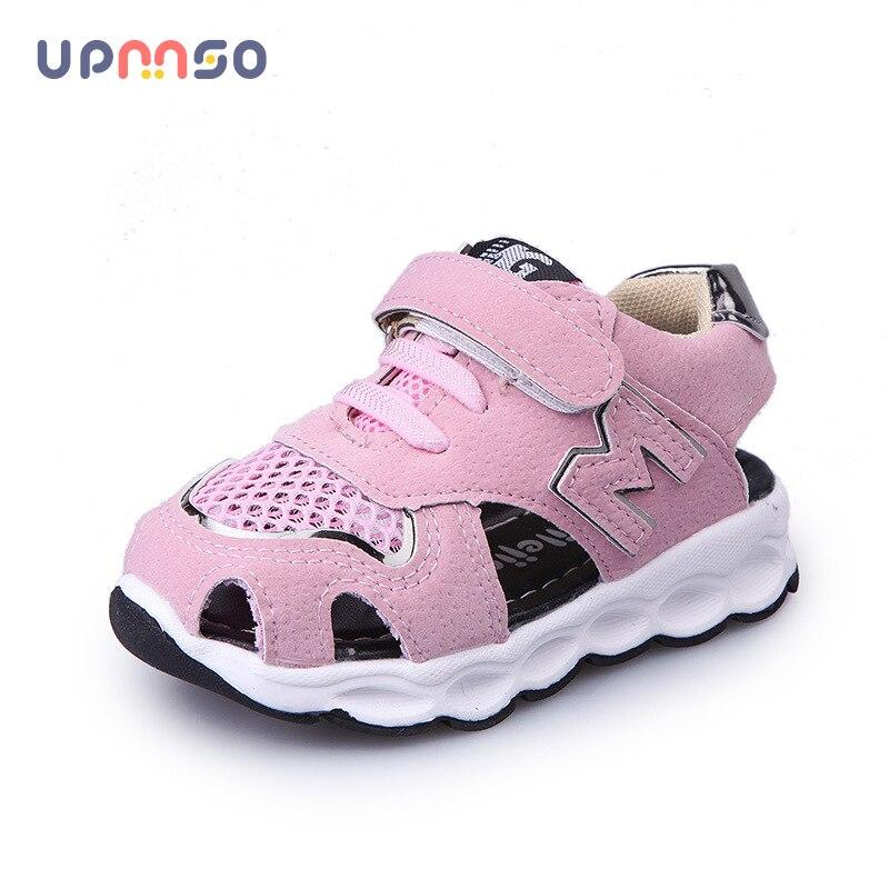 Kinderschoenen Meisjes Zomer.Baby Jongens Sandalen Zomer Lente Nieuwe Stijl Kinderschoenen