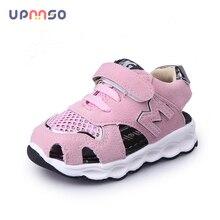 Сандалії для новонароджених хлопців Літня весна Новий стиль Дитяче взуття Одяг для дівчаток Одяг сандалі Дитяча сітка Дитяча кросівка Одяг Взуття