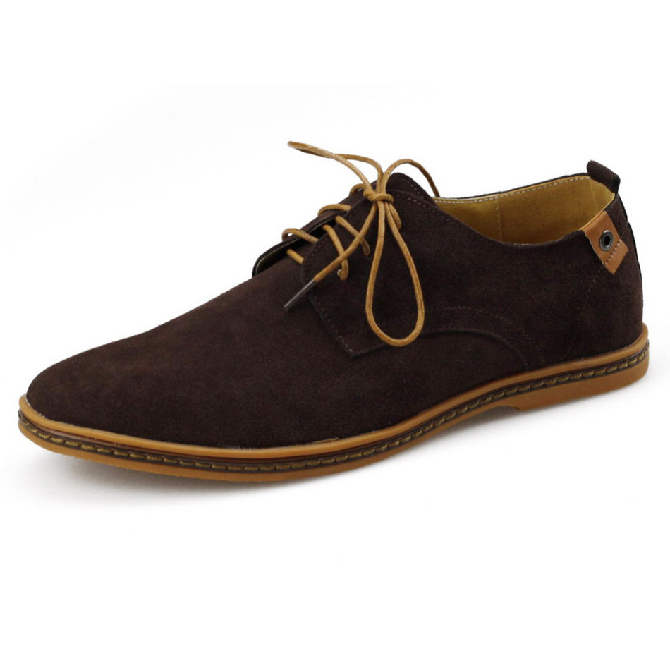 ФОТО Hot Sale Men Shoes 2016 Spring Autumn Winter Warm Synthetic Leather Casual Shoes Mens Oxfords Outdoor Flat Plus Size