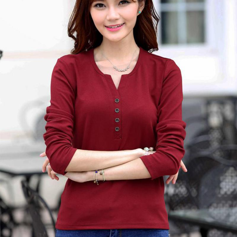 Aliexpress.com : Buy Polo Shirt Women Cotton Breathable Shirt ...