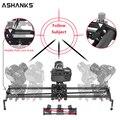 Слайдер для камеры ASHANKS S2  регулируемый угол обзора камеры из углеродного волокна  поддон для стабилизатора для цифровой зеркальной камеры  ...