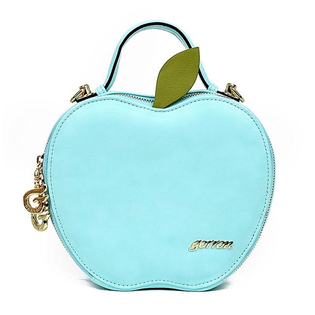 a976e18bbad4 SFG HOUSE Girls Cute Apple Pattern Mini Crossbody Clutch Bag Women 2017 Messenger  Bags Shoulder Bag