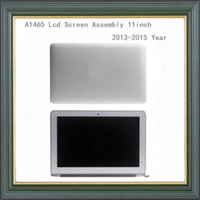 """Original 100% working A1465 11inch lcd screen assembly for Macbook Air 11"""" A1465 display assembly 2013 2014 2015 Year"""