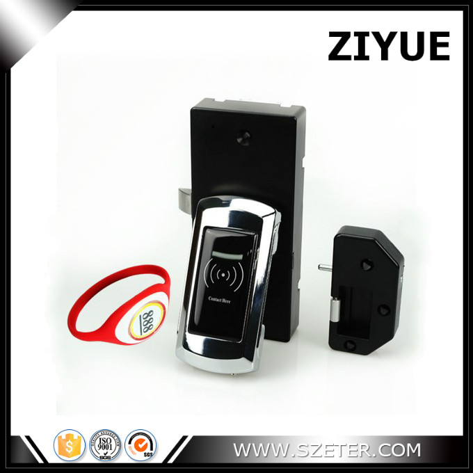 Free Shipping Digital RF EM Tag Sauna RFID Card Cabinet Locker Lock for swimming pool office home Em108