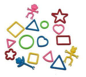Image 4 - 65/120Pcs התאסף אבני בניין DIY חכם מקל בלוקים דמיון יצירתיות למידה חינוכית צעצועי ילדי מתנה ZXH